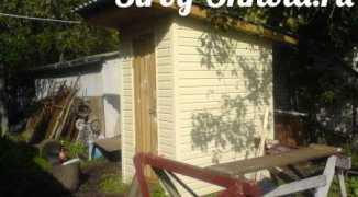 Чертежи дачных туалетов: строим туалет своими руками
