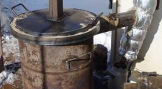 Делаем печь бубафоня своими руками — пошаговая методика