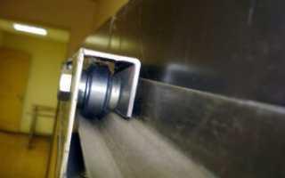 Технология постройки подвесных ворот