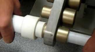 Как сварить полипропиленовые трубы – все этапы сварки