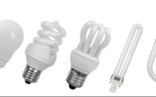 Вред и польза от энергосберегающих люминесцентных ламп