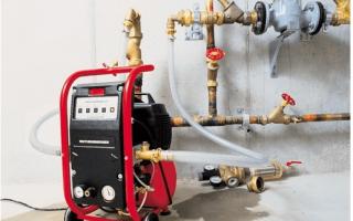 Акт опрессовки системы отопления