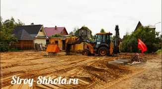 Коэффициент разрыхления грунта: пример расчета для строительства