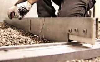 Сухая стяжка пола своими руками — инструкция
