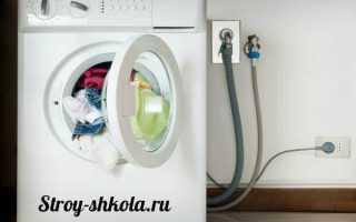 Советы по самостоятельному монтажу стиральной машины