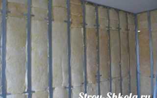 Виды утеплителей для стен изнутри — основные разновидности