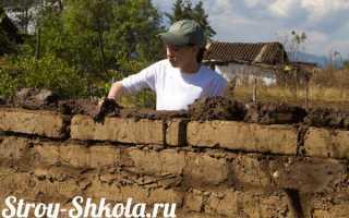 Кирпичи из глины своими руками: строим дом из саманного кирпича