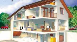 Система отопления частного дома — технология монтажа