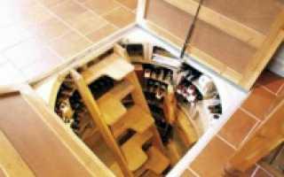 Как высушить погреб, гараж, подвал — инструкция