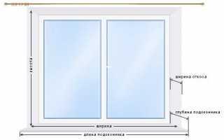 Как замерить жалюзи на пластиковые окна — инструкция