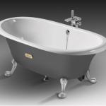 Акрил, эмаль и вкладыш для реставрации ванны