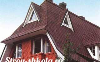 Трехскатная крыша своими руками: Инструкция по постройке