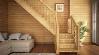 Делаем лестницу на второй этаж самостоятельно