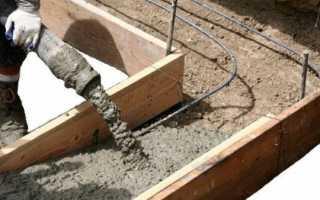 Бетон для фундамента - сколько нужно, какой класс бетона выбрать?