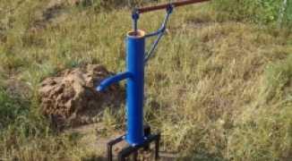Абиссинский колодец своими руками — технология постройки