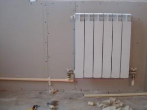 Любая схема не обходится без радиаторов