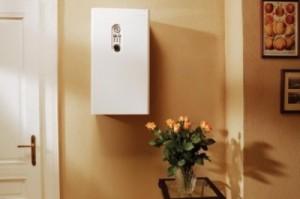 К основным преимуществам электрического котла можно отнести его бесшумность и компактность