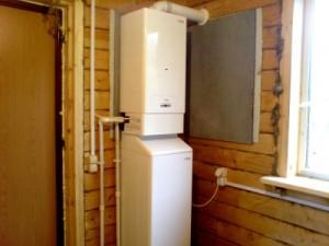 Газовый котел намного износоустойчивее других систем отопления