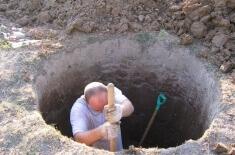 Как выкопать колодец своими руками