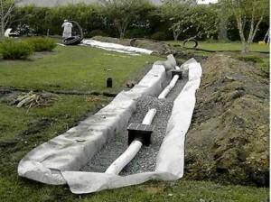 Дождевая канализация закрытого типа монтаж