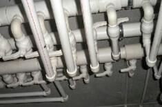 Полипропиленовые трубы фото