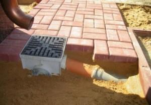 Закрытая ливневая канализация