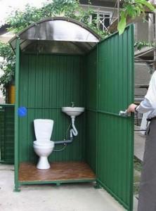 Фото туалета изнутри