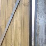 Как приварить петли на ворота?