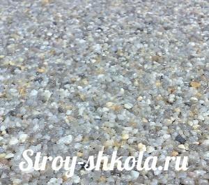 Кварцевый песок для очистки колодца