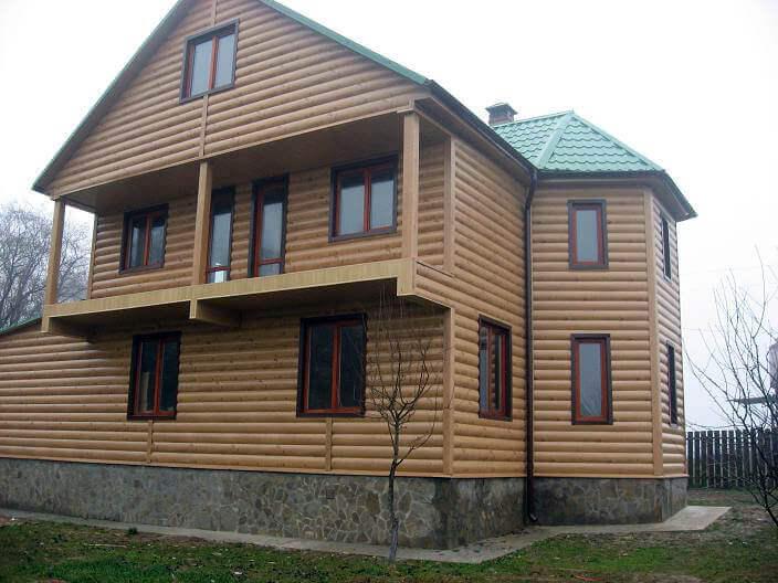 Наружная отделка дома своими руками – Школа строительного мастерства