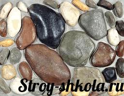 Натуральный камень для отделки цоколя - прикладывается на цемент