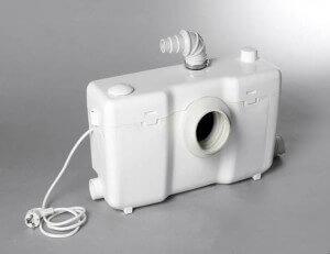 Система принудительной канализации фото