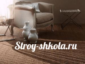 Образец сизалевого покрытия