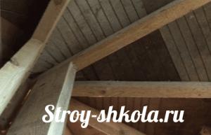 Установка опалубки для заливки бетона