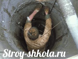Заделываем шов/трещину цементным раствором