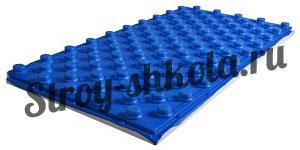 Пенополистирольная плита