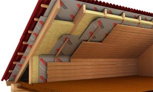 Обшивка крыши вагонкой