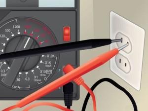 Определение фазы и нуля заземляющего провода
