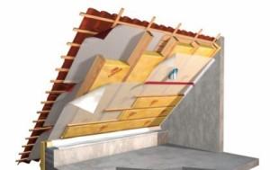 Фотография крыши изнутри