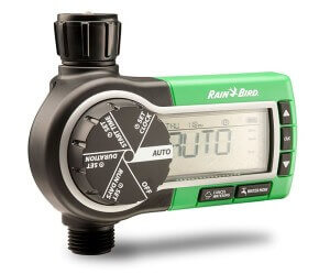 Подключаем контроллер регулирующий подачу воды