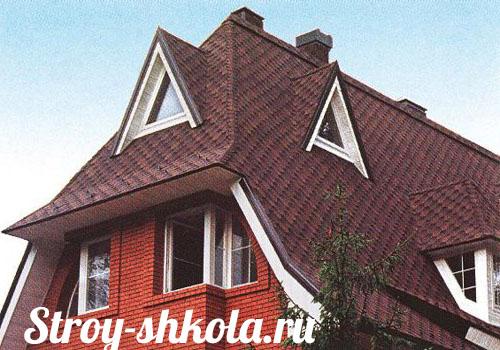 Трехскатная крыша крыша своими руками