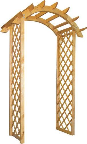 Как из дерева сделать арку из 24