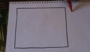 Чертим схему укладки труб в помещении