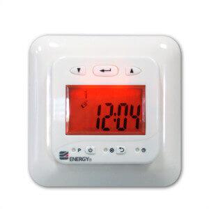 Электронный терморегулятор - фото