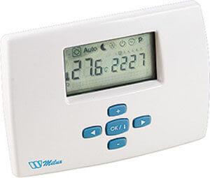 Электронный терморегулятор с жидким теплоносителем