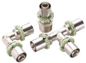 Фитинги для соединения трубопроводов