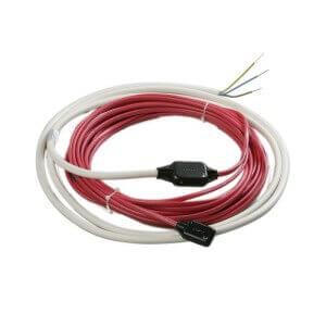 Нагревающий кабель для теплого пола - фото