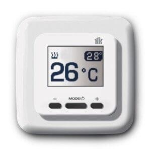Подключение теплого пола к терморегулятору