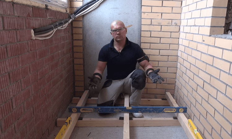 Утепление бетонного пола своими руками: инструкция + видео!.
