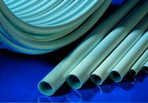 Трубы для водяного отопления - фото